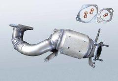 Catalizzatore VW Touran II 1.4 TSI EcoFuel (1T3)