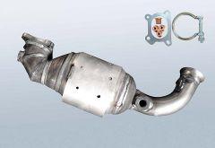Catalizzatore CITROEN C3 II 1.2 VTI (A51)