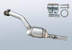 Catalizzatore RENAULT Clio III 1.2 16v (BR0/1)