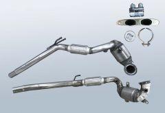 Catalizzatore VW Golf VII 1.2 TSI (5G1,BE1)