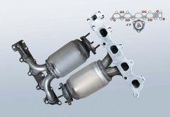 Catalizzatore OPEL Zafira B 1.6 Twinport (Q75)