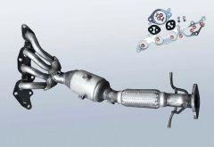 Catalizzatore FORD Focus Cabriolet 2.0 (DA5)