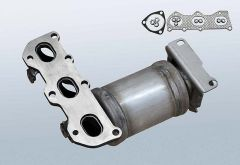 Catalizzatore VW Polo 1.2 12v (9N)