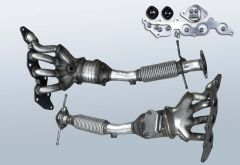 Catalizzatore FORD S-Max 2.0 16v (WA6 CA1)