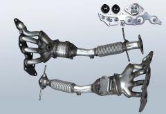 Catalizzatore FORD Galaxy 2.0 Flexifuel (WA6 CA1)