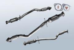 Catalizzatore OPEL Insignia A 1.4 16v (G09)