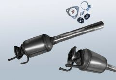 Catalizzatore CITROEN Jumper 3.0 HDI (250)