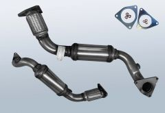 Catalizzatore AUDI Q7 3.0 TDI Quattro (4L)