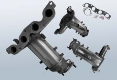 Catalizzatore HYUNDAI I10 1.2 16v (PA)
