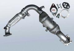 Catalizzatore FORD Fiesta VI 1.0 EcoBoost (CCN)