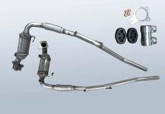Catalizzatore AUDI A1 1.2 TFSI (8X1,8XF)