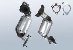 Catalizzatore RENAULT Kangoo 1.2 TCe 115 (W)