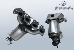 Catalizzatore OPEL Corsa D 1.2i (0A08)