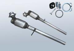 Catalizzatore MERCEDES BENZ Vito 109 CDI (W639605)