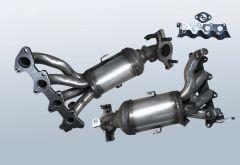 Catalizzatore KIA Picanto 1.0i (SA)