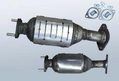Catalizzatore HYUNDAI Santa Fe II 2.2 CRDI (CM)