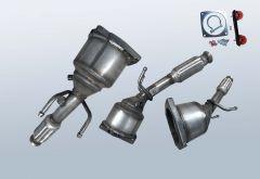 Catalizzatore CITROEN C5 2.0 Hdi (RD)