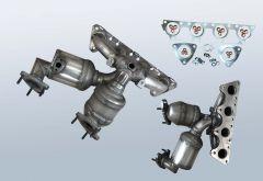 Catalizzatore VW Touran 2.0 FSI (1T1,1T2)