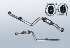 Catalizzatore MERCEDES BENZ CLC-Klasse CLC160 BlueEFFICENCY (CL203731)
