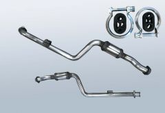 Catalizzatore MERCEDES BENZ CLC-Klasse CLC200 Kompressor (CL203741)