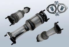 Catalizzatore OPEL Antara 2.4 16v (LD9)