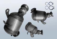 Catalizzatore MERCEDES BENZ C-Klasse C 220 T CDI 4matic (S204284)