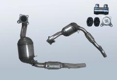 Catalizzatore AUDI A1 1.4 TFSI (8XA 8XF)