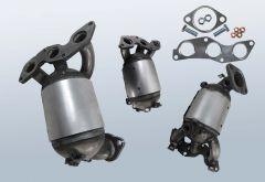 Catalizzatore HYUNDAI I10 II 1.0 12v