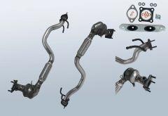 Catalizzatore VW Golf V 1.4 16v (1K1)