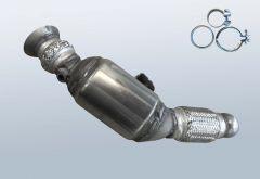 Catalizzatore MERCEDES BENZ Vito 110 CDI (W639)