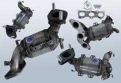 Catalizzatore HYUNDAI I10 II 1.0 CVVT (BA)