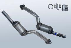 Catalizzatore RENAULT Clio III 1.2 16v (B/CR0/1)
