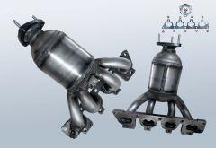 Catalizzatore OPEL Vectra B CC 1.6 16v (J96)