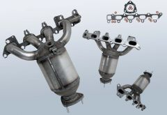 Catalizzatore OPEL Vectra B 1.8 16v (J96)
