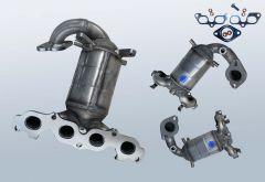 Catalizzatore FORD Fusion 1.4 16v (CBK)