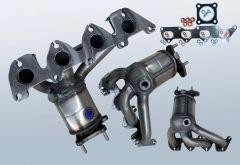 Catalizzatore VW Bora 1.4 16v (1J2)