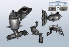 Catalizzatore MAZDA 2 1.5i MZR (DE)