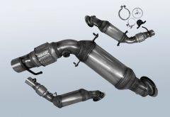 Catalizzatore BMW 1 118i (F20)