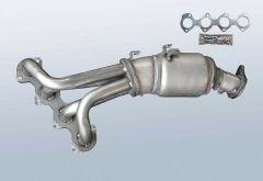 Catalizzatore MERCEDES BENZ CLK CLK200 Kompressor (C209342)