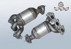 Catalizzatore OPEL Agila 1.0 Twinport (H00)