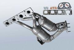 Catalizzatore BMW 120i (E87)