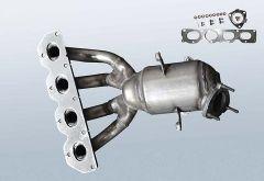 Catalizzatore OPEL Vectra C 1.8