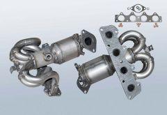 Catalizzatore HYUNDAI I30 1.6 16v (FD)