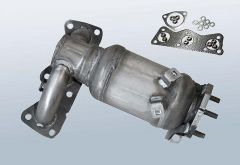 Catalizzatore VW Polo 1.2 6v (9N)
