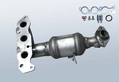 Catalizzatore OPEL Agila B 1.0 LPG ecoFLEX (0H68)