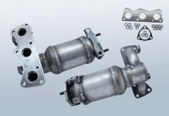 Catalizzatore VW Polo 1.2 6v (9N3)