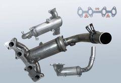 Catalizzatore FORD Ka 1.2 8v (RU8)