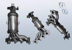 Catalizzatore HYUNDAI I10 1.1 12v (PA)