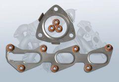 Montagesatz Katalysator OPEL Agila 1.0 12v (H00)