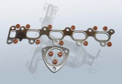 Montagesatz Katalysator OPEL Astra G 1.6 Twinport (F69)